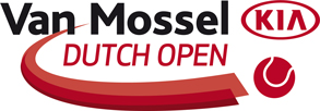 Logo Van Mossel Kia Dutch Open
