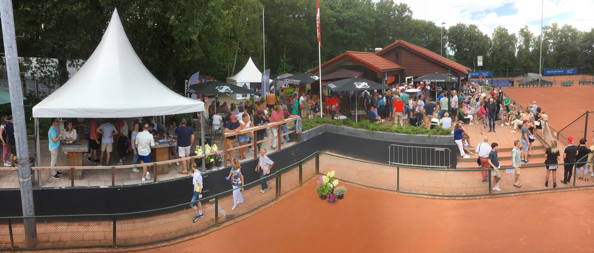 Panorama Van Mossel Kia Dutch Open