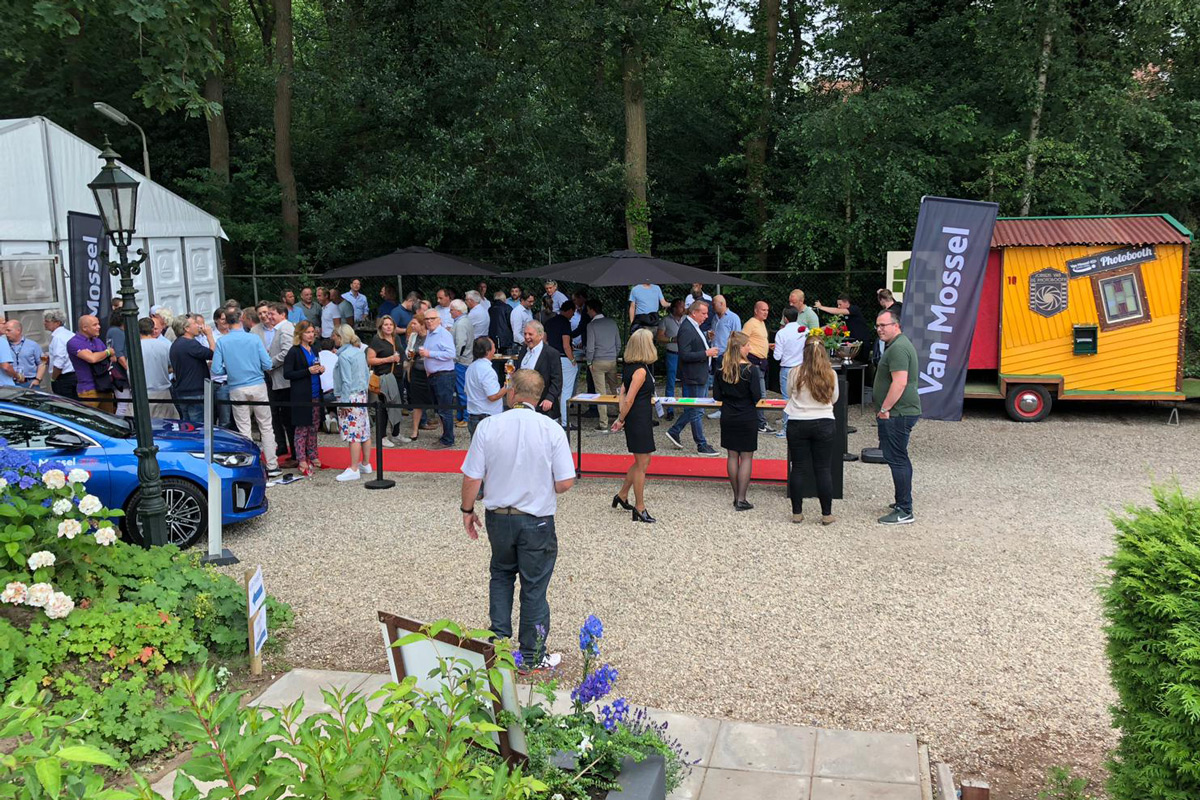VIP Lounge (2) 18 juli Van Mossel Kia Dutch Open